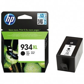 HP 934 XL NEGRO ORIGINAL