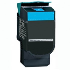 LEXMARK C540N CIAN COMPATIBLE