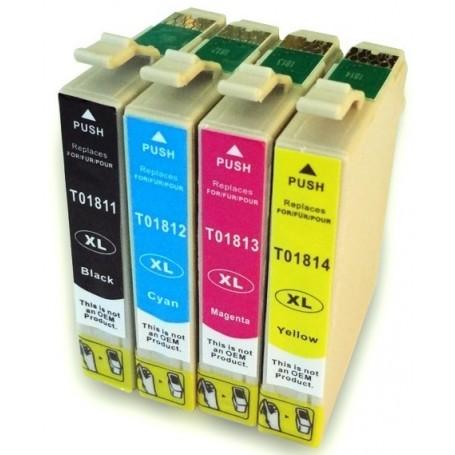 Epson T18 PACK 16 COMPATIBLE