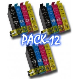 Epson T16 PACK 12 COMPATIBLE