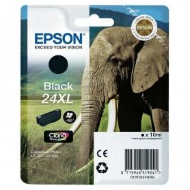 Epson T24 XL NEGRO ORIGINAL