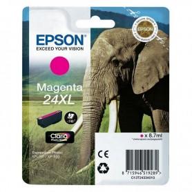 Epson T24 XL MAGENTA ORIGINAL