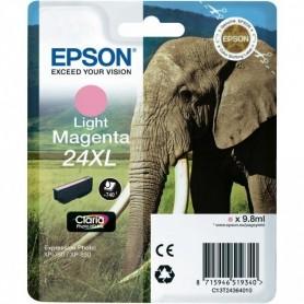 Epson T24 XL MAGENTA CLARO ORIGINAL
