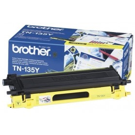 BROTHER TN-135 AMARILLO ORIGINAL