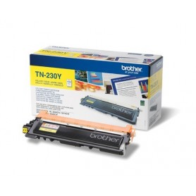 BROTHER TN-230 AMARILLO ORIGINAL