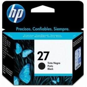 HP 27 NEGRO ORIGINAL