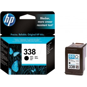 HP 338 NEGRO ORIGINAL