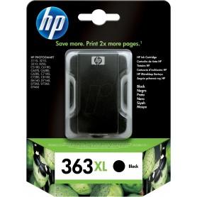 HP 363 XL NEGRO ORIGINAL