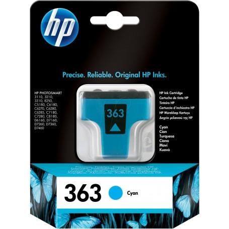 HP 363 XL CIAN ORIGINAL