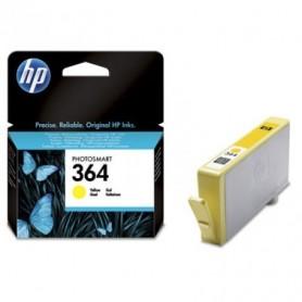 HP 364 AMARILLO ORIGINAL