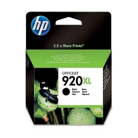 HP 920 XL NEGRO ORIGINAL