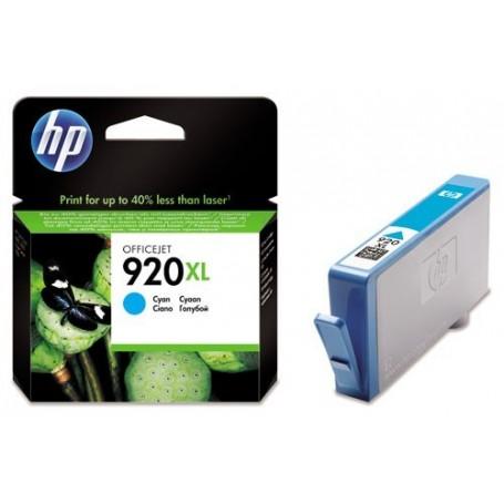 HP 920 XL CIAN ORIGINAL