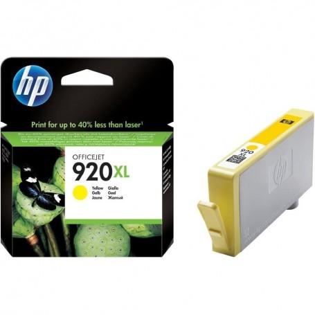 HP 920 XL AMARILLO ORIGINAL