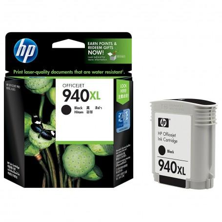 HP 940 XL NEGRO ORIGINAL