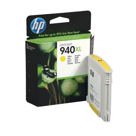 HP 940 XL AMARILLO ORIGINAL