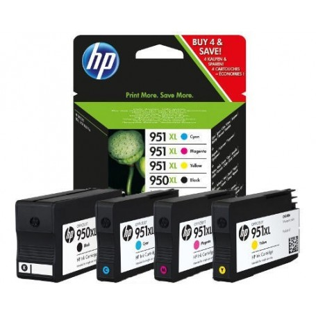 HP 950 / 951 XL PACK 4...