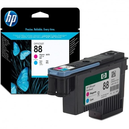 HP 88 CABEZAL CIAN /...