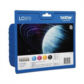 Brother LC970 PACK 4...