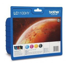Brother LC1100 PACK 4...