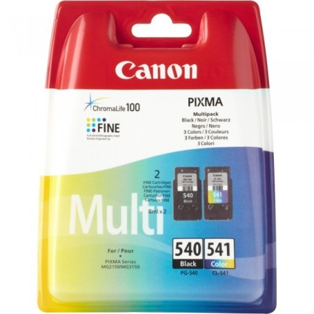 Canon PG540  CL541 PACK...
