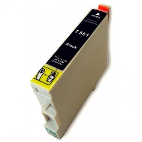 Epson T0551 NEGRO COMPATIBLE