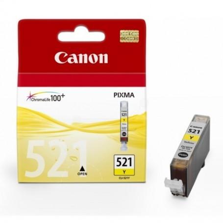 Canon CLI521 AMARILLO ORIGINAL