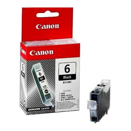 Canon BCI-6 NEGRO ORIGINAL
