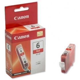 Canon BCI-6 ROJO ORIGINAL