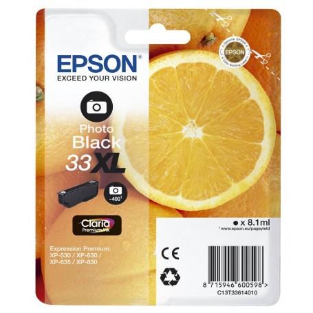 Epson T3361 XL FOTO NEGRO...