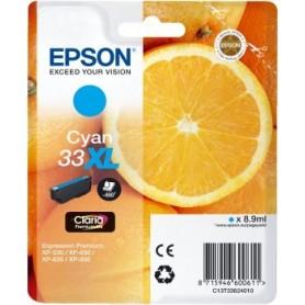 Epson T3362 XL CIAN ORIGINAL