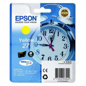 Epson T2704 AMARILLO ORIGINAL