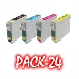 Epson T0555 PACK 24 COMPATIBLE