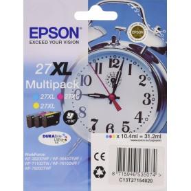 Epson T2715 PACK 3 COLORES XL ORIGINAL