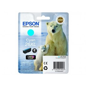 Epson T2632 XL CIAN ORIGINAL
