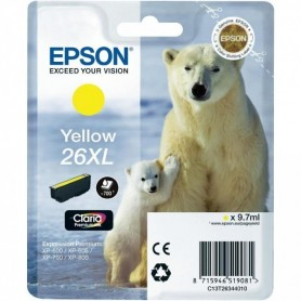 Epson T2634 XL AMARILLO ORIGINAL