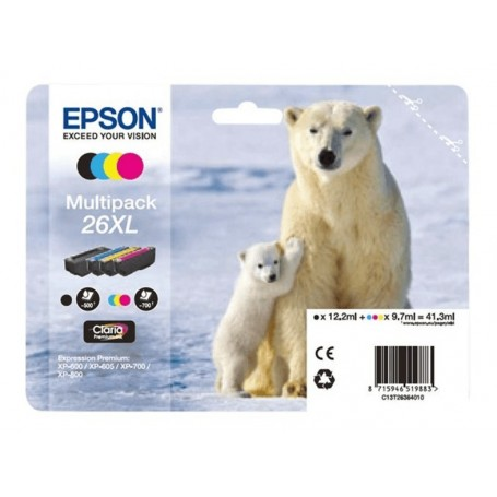 Epson T2636 XL PACK 4...
