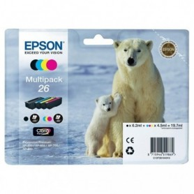 Epson T2616 PACK 4 CARTUCHOS ORIGINAL