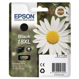 Epson T18 XL NEGRO ORIGINAL