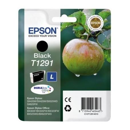 Epson T1291 NEGRO ORIGINAL