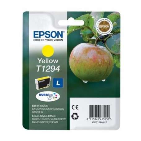 Epson T1294 AMARILLO ORIGINAL