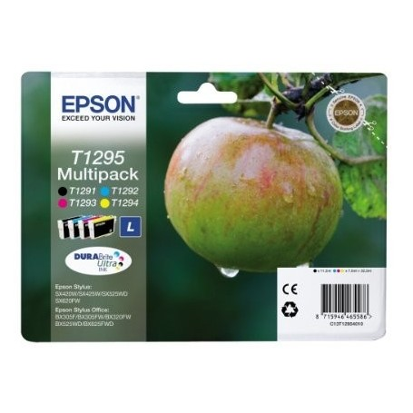 Epson T1295 PACK 4 COLORES...