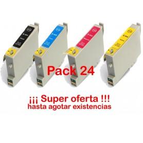 Epson T0445 PACK 24 COMPATIBLE