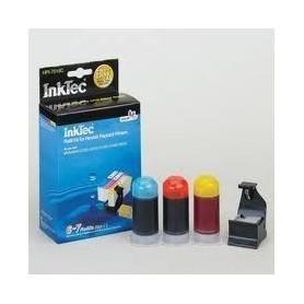 Kit de recarga HP 364 Y HP 364XL Color