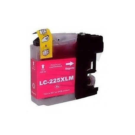 Brother LC225 MAGENTA...
