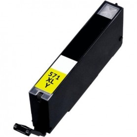 Canon CLI571XL AMARILLO COMPATIBLE