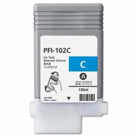 Canon PFI-102 CIAN COMPATIBLE