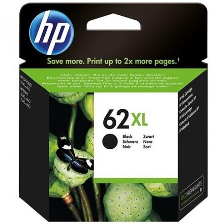 HP 62 XL NEGRO ORIGINAL