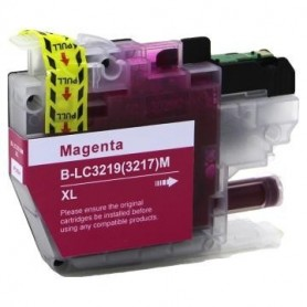 Brother LC3219 MAGENTA COMPATIBLE