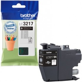 Brother LC3217 NEGRO ORIGINAL