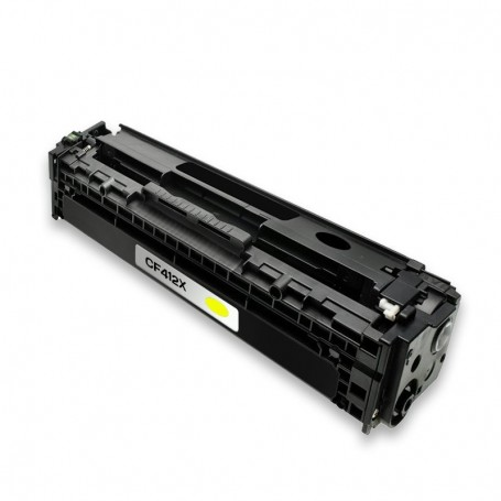 HP CF412X AMARILLO COMPATIBLE